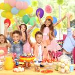 Imprezy urodzinowe dla dzieci, zabawy Szczecin