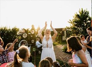 Animacje na ślub - zabawy i atrakcje dla dzieci Szczecin
