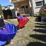 Animacje urodzinowe, imprezy dla dzieci Szczecin - zabawy z workiem
