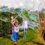 Bańki mydlane na imprezy dla dzieci Szczecin