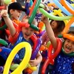 Modelowanie baloników, organizacja imprez dla dzieci Szczecin