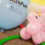 Modelowanie baloników, animacje dla dzieci Szczecin