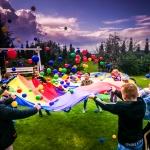 Animacje dla dzieci - imprezy, chusta i kulki Szczecin
