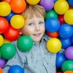 Imprezy dla dzieci, suchy basen z kulkami Szczecin