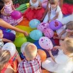 Imprezy z balonikami dla dzieci Szczecin