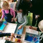 Warsztaty malowania na wodzie dla dzieci Szczecin