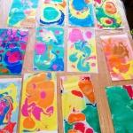 Malowanie na wodzie - atrakcje dla dzieci Szczecin