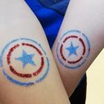 Tatuaże dla dzieci na festyny Szczecin