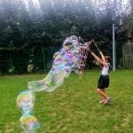 Puszczanie baniek mydlanych dla dzieci Szczecin