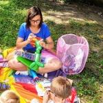 Skręcane baloniki na imprezy dla dzieci Szczecin