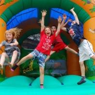 Dmuchane zamki na przyjęcia, atrakcje dla dzieci Szczecin
